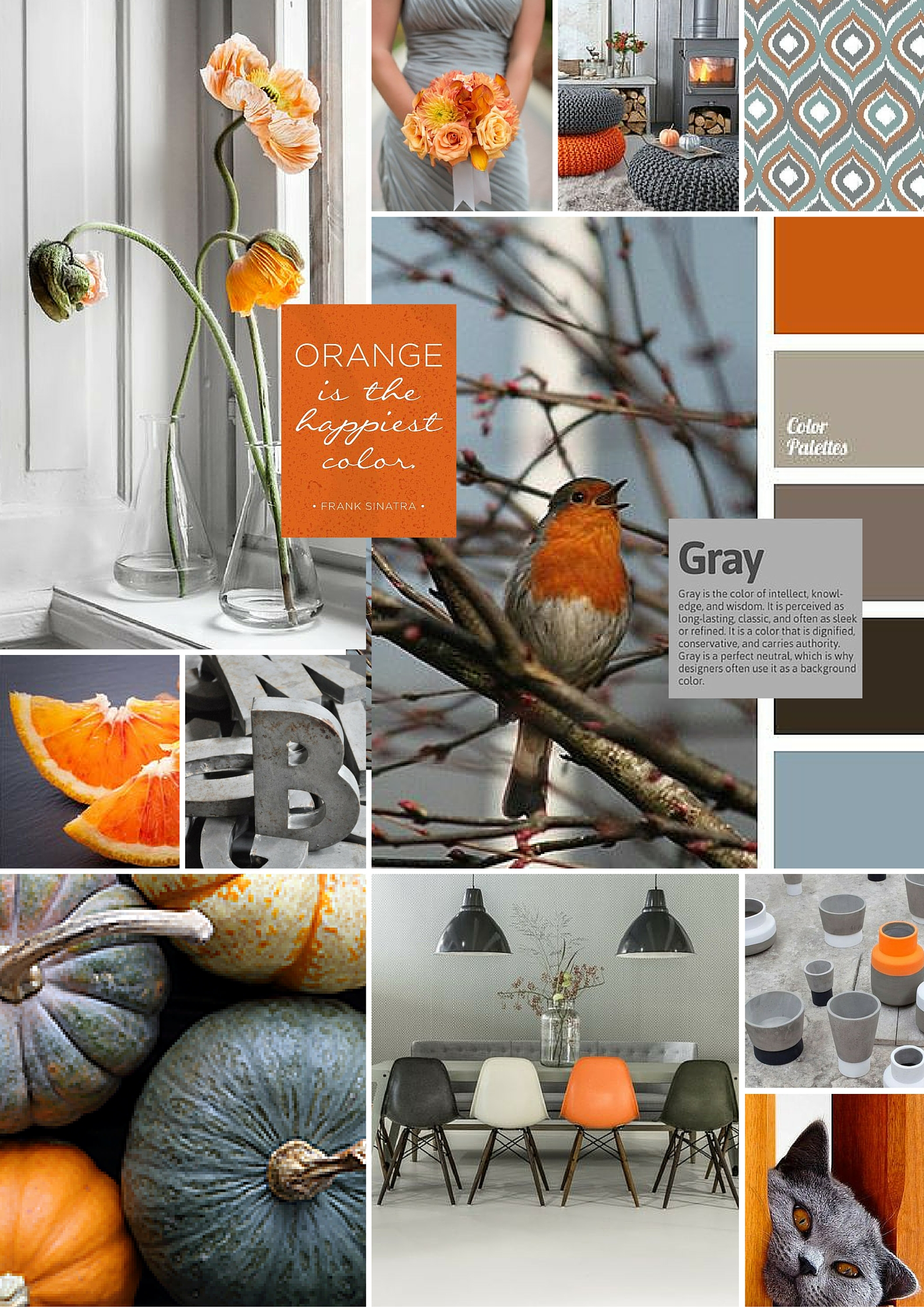Styling ID begane grond moodboard
