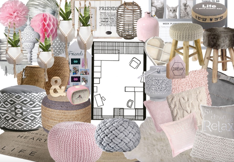 Styling ID accessoireplan voor Shopping Time!