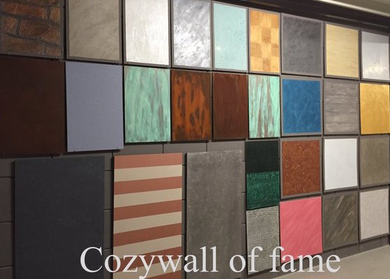 Blog Italiaanse Stucco's: CozyWall of fame by Styling ID