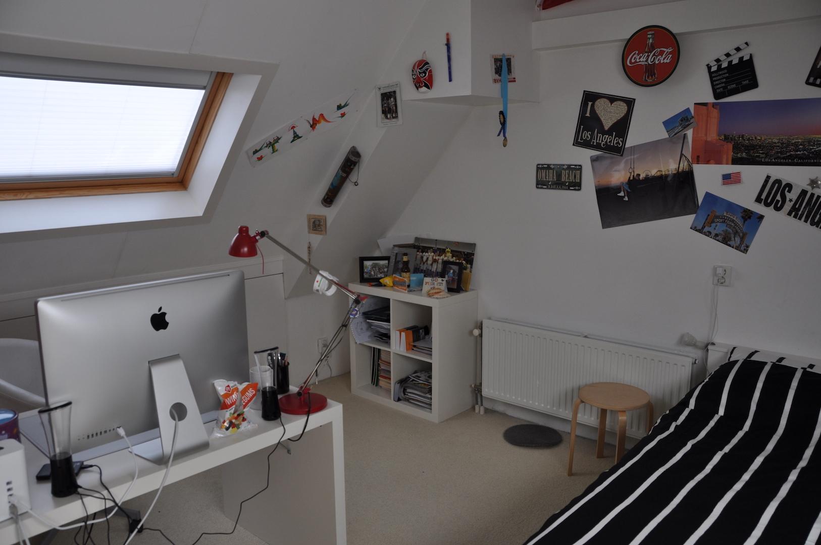 Metamorfose van een zolderkamer door Styling ID VOOR 3