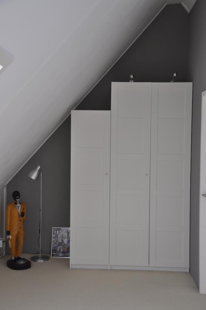 Metamorfose van een zolderkamer door Styling ID NA 1