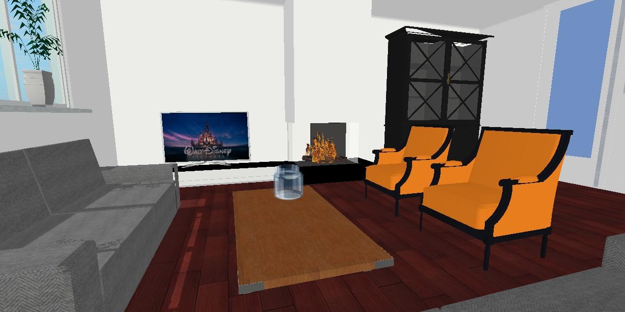 Styling ID 3D foto woonkamer uitgebreid interieuradvies 3 - Styling-ID