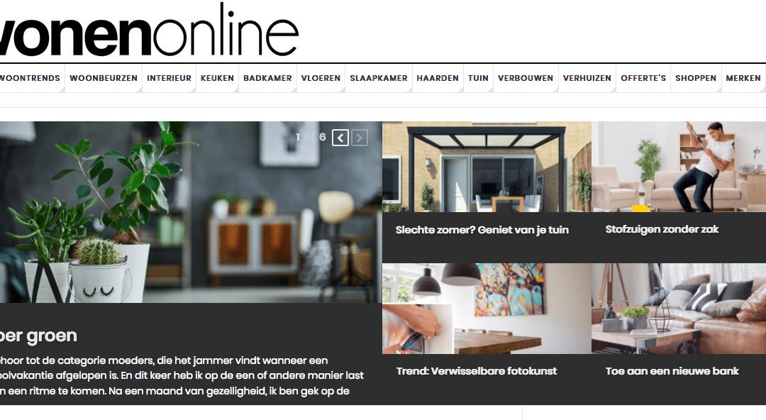 Wonenonline online woonmagazine