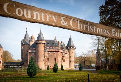 Een sprookjesachtige kerstbeleving in hartje Nederland 21-26 november 2017