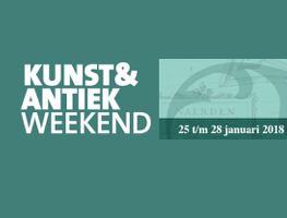 Kunst & Antiek weekend 25-28 januari 2018