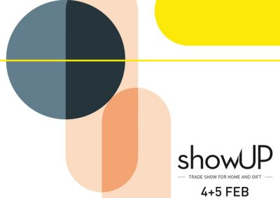 showUP 4+5 februari 2018