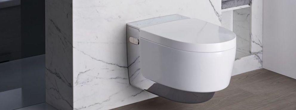 Een Douche WC bedienen met je smartphone