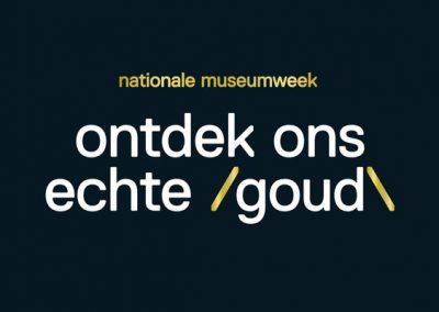 De week om samen musea te ontdekken