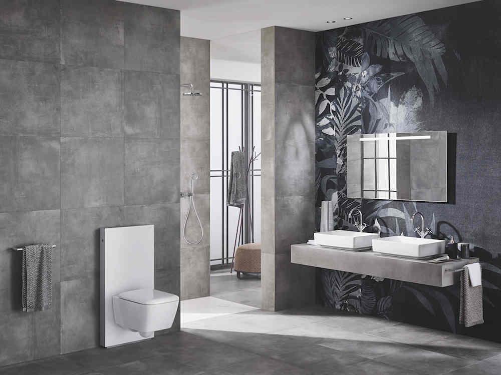 Rechthoekig Ontwerp Badkamer : Badkamer en tegels korting online sanitair sanitairkamer