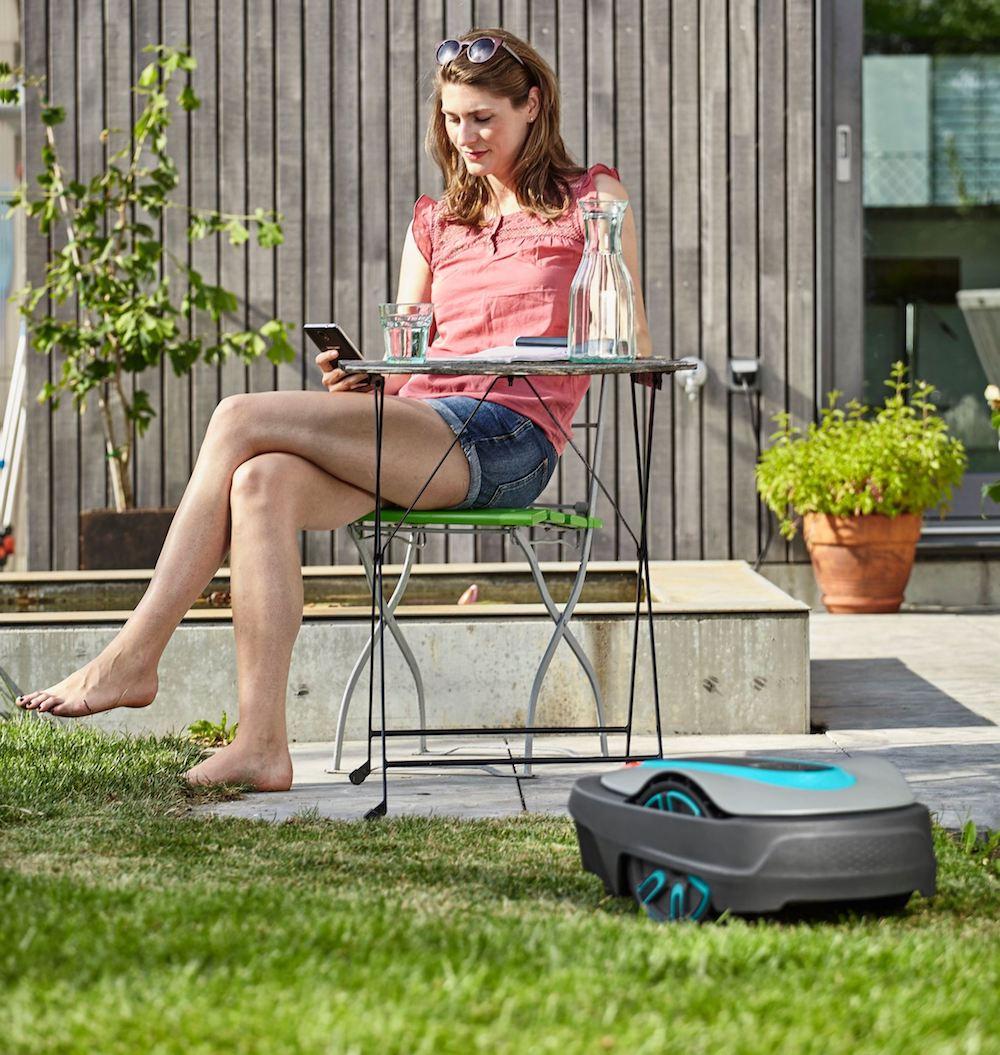 Smart system voor de tuin