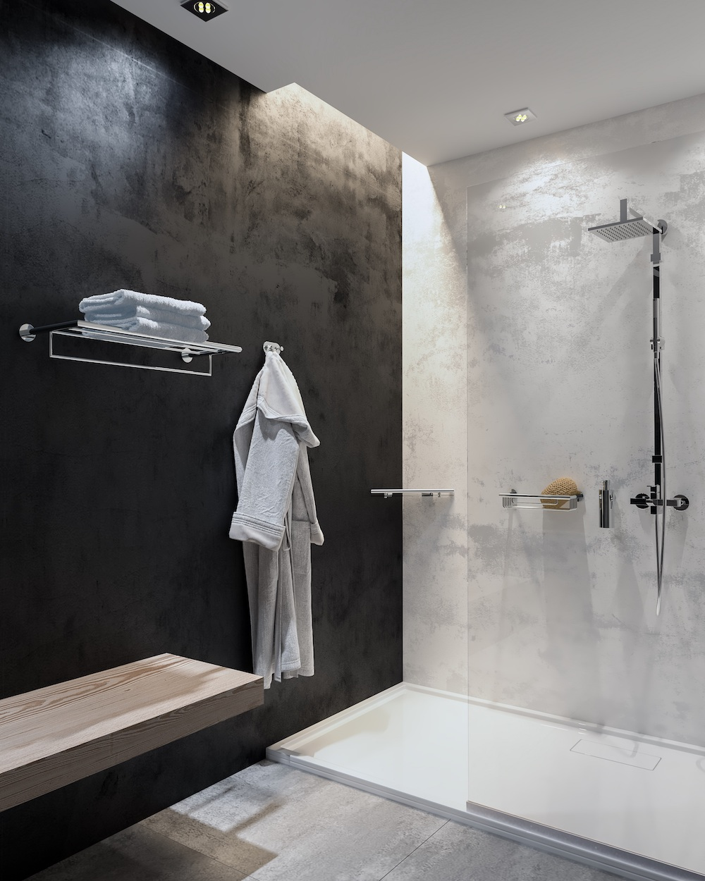 Welke badkamer wandhaak vind jij handig?