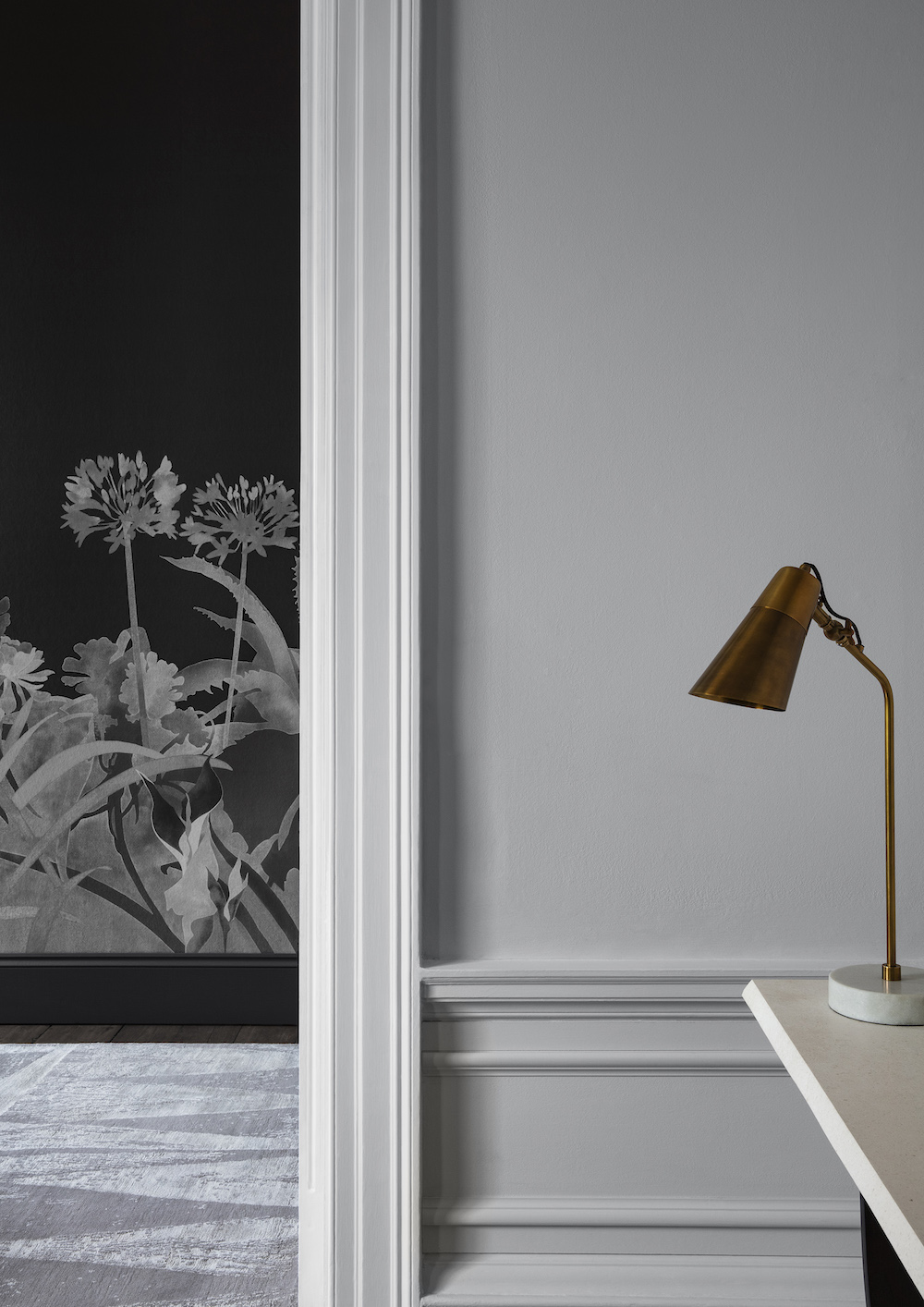 Rustgevende neutrale kleuren geven interieur harmonie