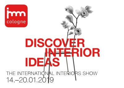 Internationaal Interieur beurs IMM Cologne