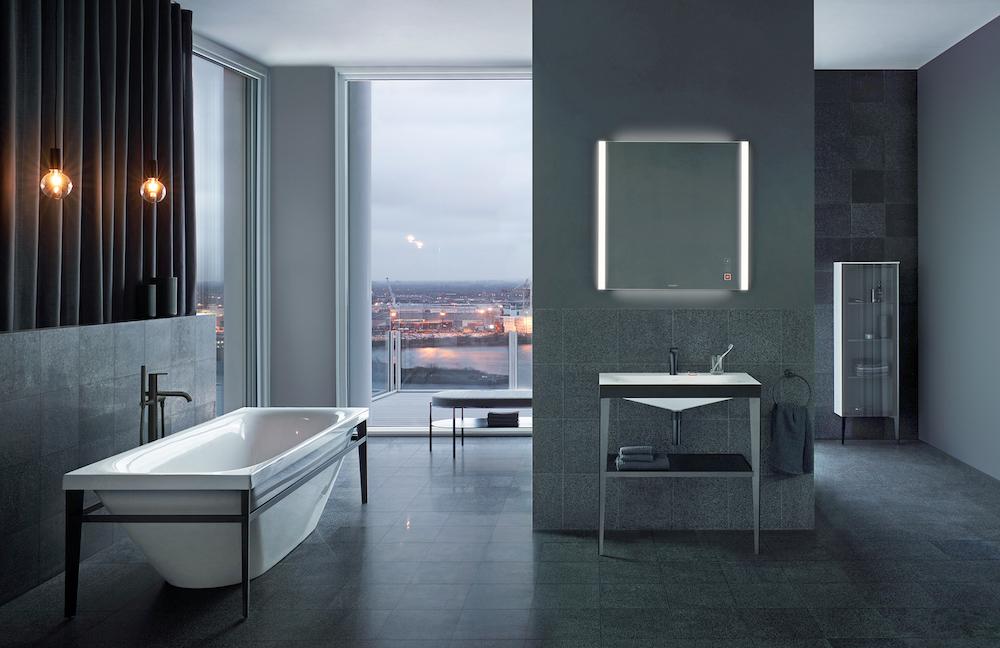 Binnenkijken in de badkamer van de toekomst
