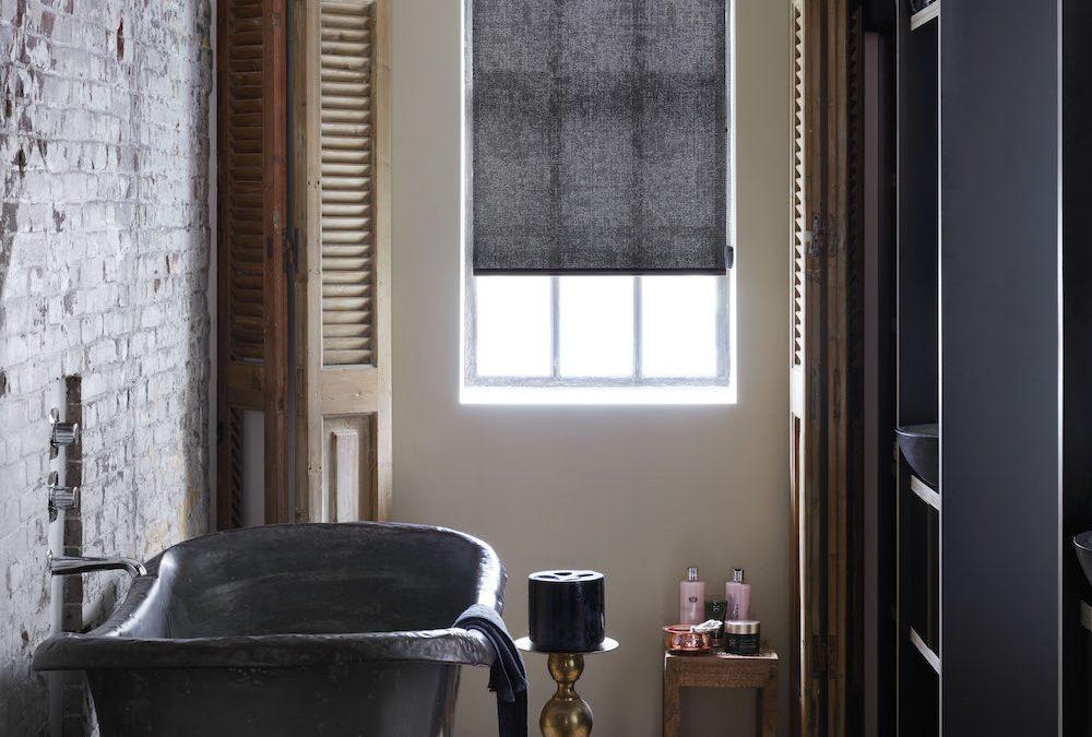 Welke raamdecoratie kies jij voor de badkamer?
