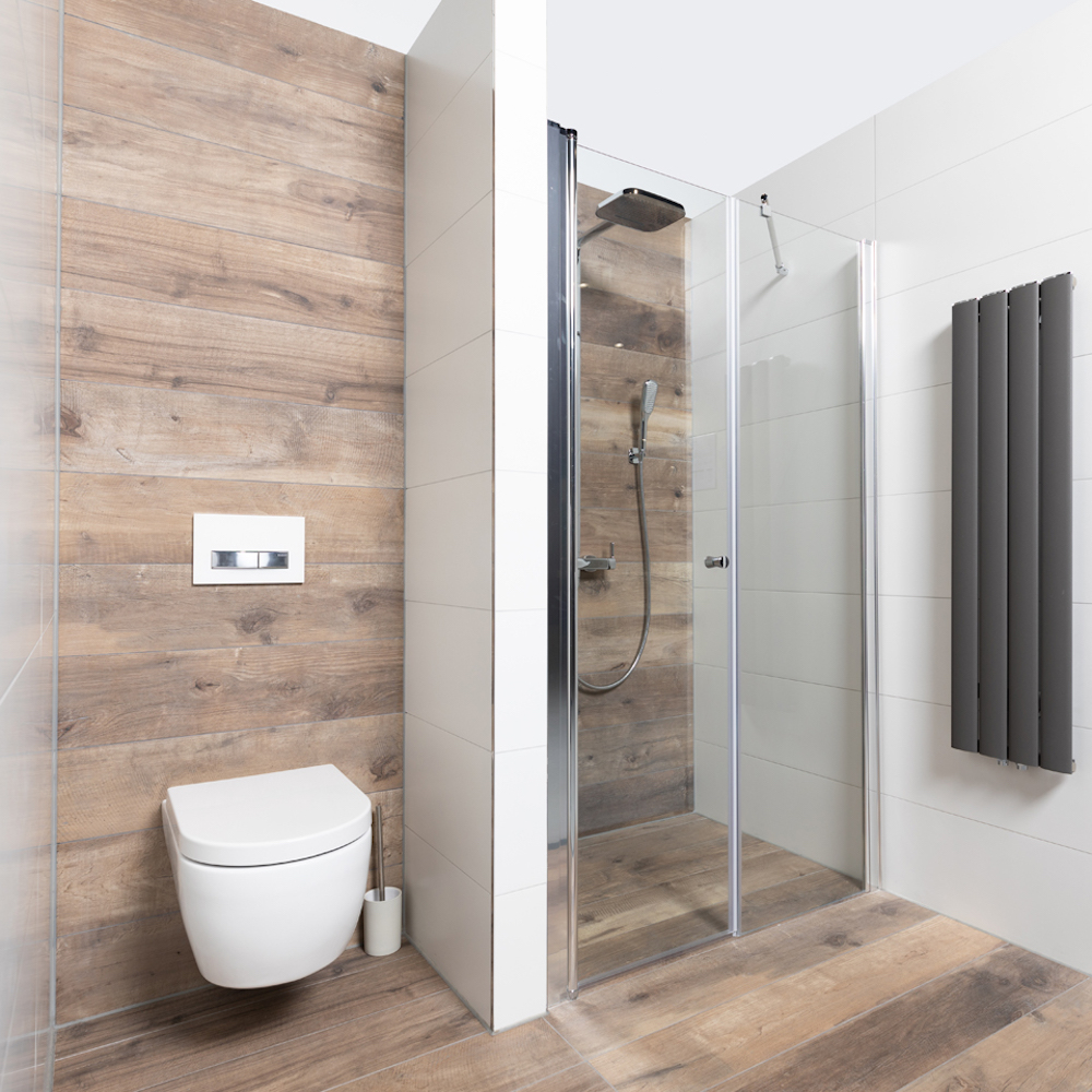 Elektrische designradiatoren voor in de badkamer