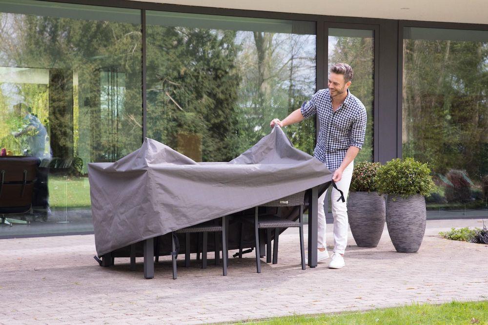 Zo bescherm je jouw tuinset tegen de winter!