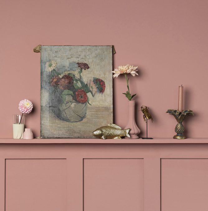 Velvet pink is groenste kleur van 2020