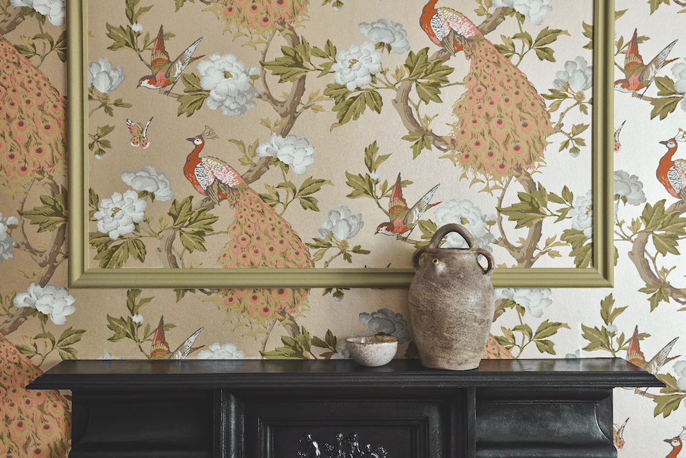 Little Greene behangcollectie: The National Trust Papers