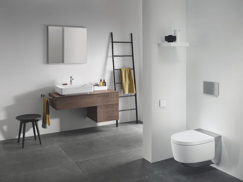 Stijlvolle onderkasten voor de badkamer