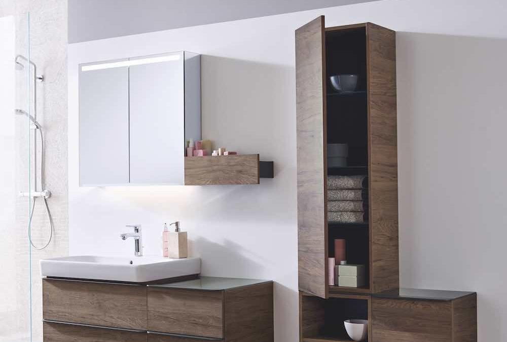 Eigentijds en harmonieus design in de badkamer
