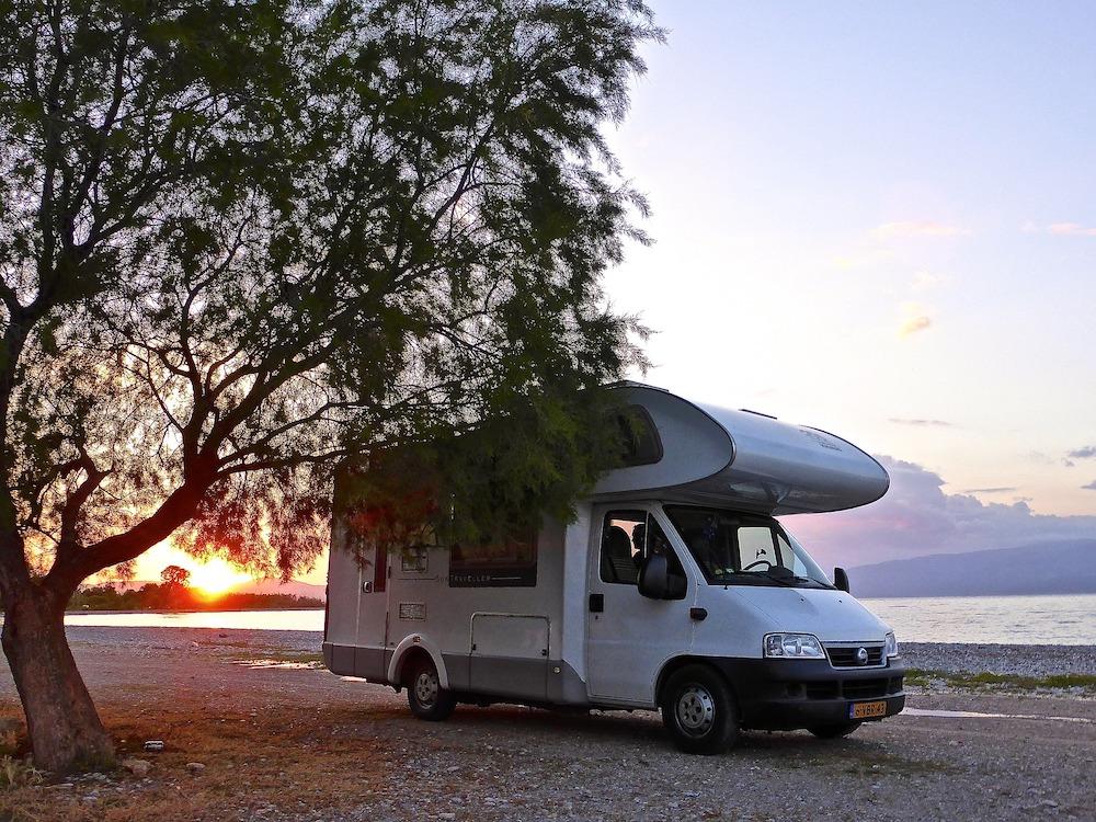 Reizen met een camper is fantastisch